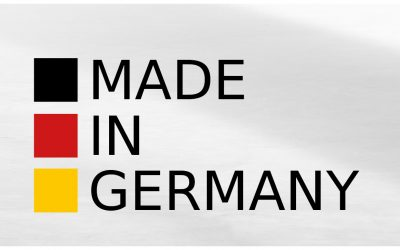 Made in Germany –  German quality and workmanship
