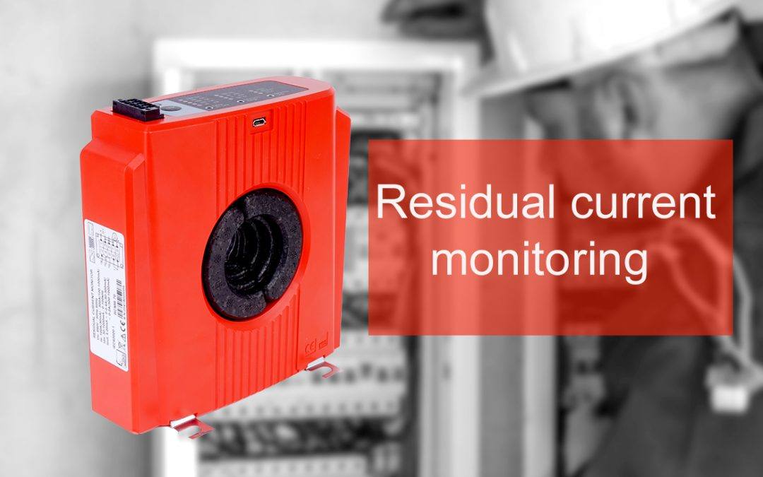 Residual current monitoring-protection