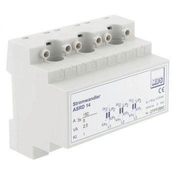 ASRD - Dreiphasen- Stromwandlersatz