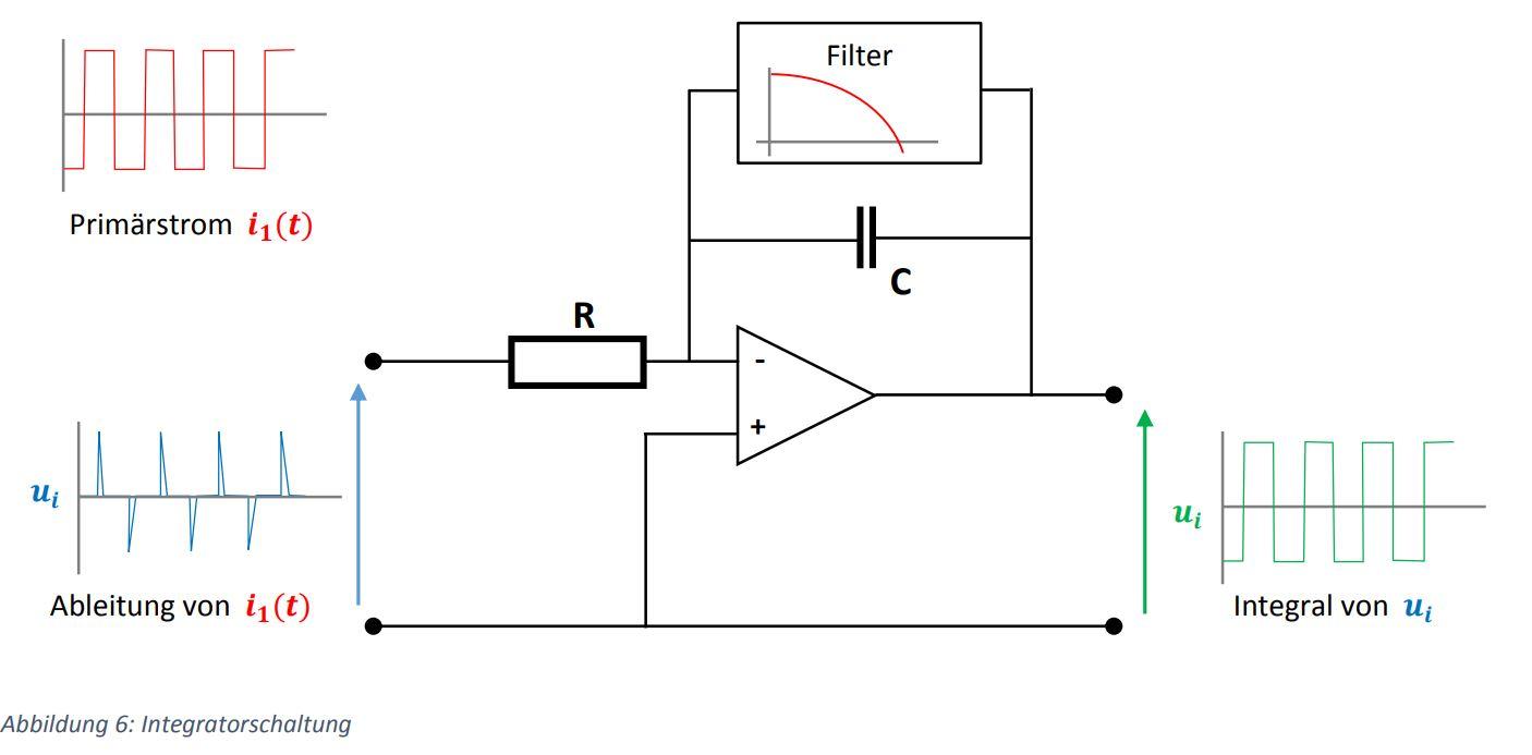 Integratorschaltung Abb. 6_FASK
