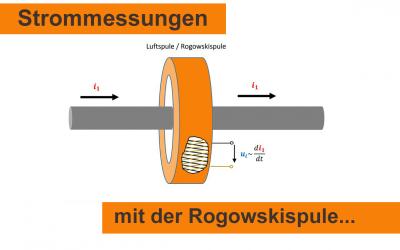Strommessungen mit der Rogowskispule… Aber richtig!